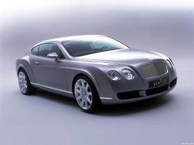 Ver foto 6 de Bentley Continental-GT Prototype 2002