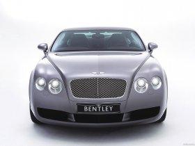 Ver foto 5 de Bentley Continental-GT Prototype 2002