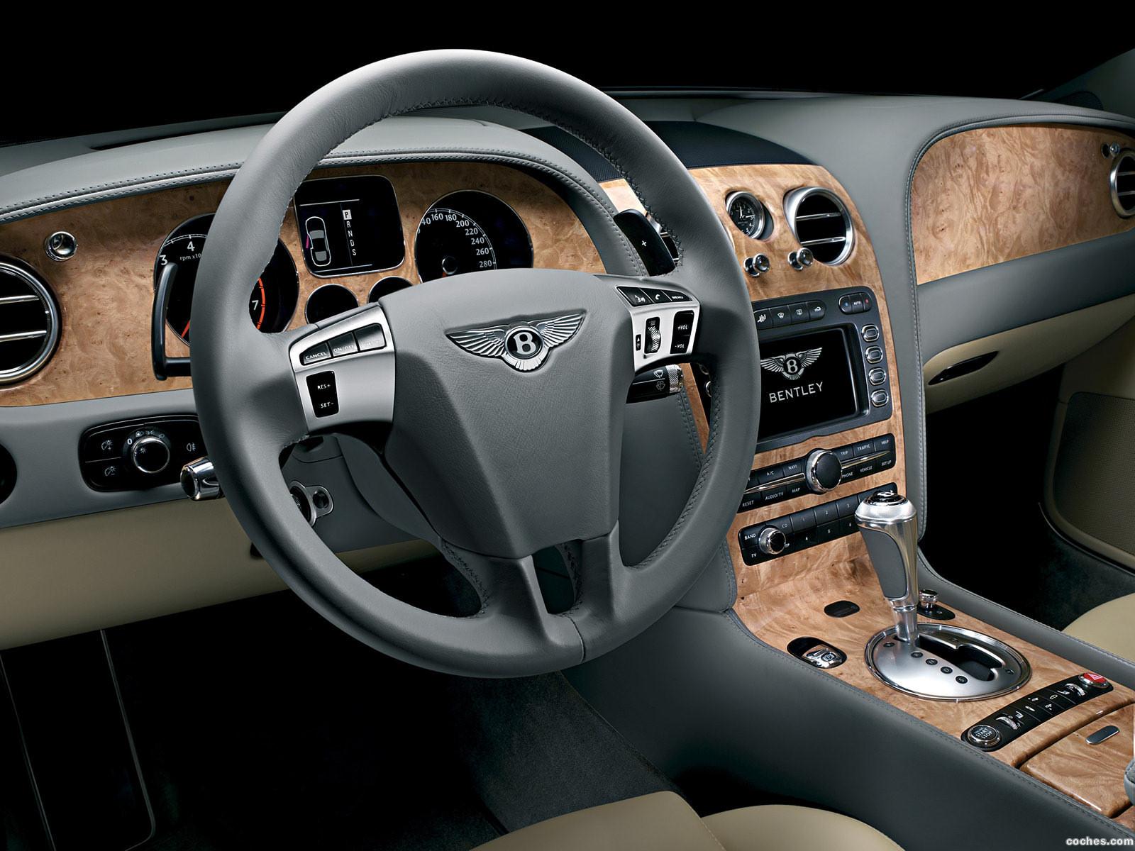 Foto 27 de Bentley Continental-GT Speed 2007