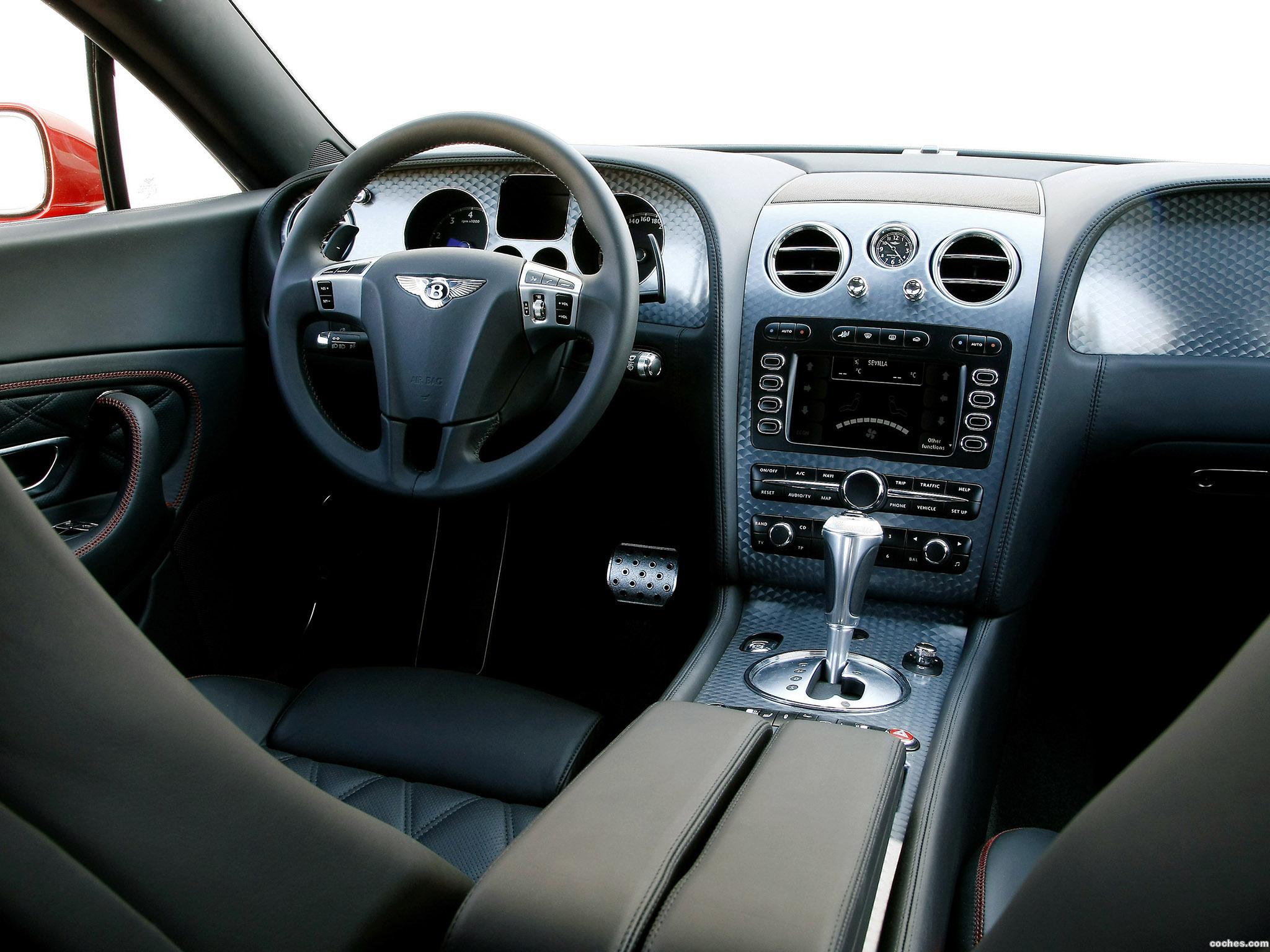 Foto 16 de Bentley Continental-GT Speed 2007