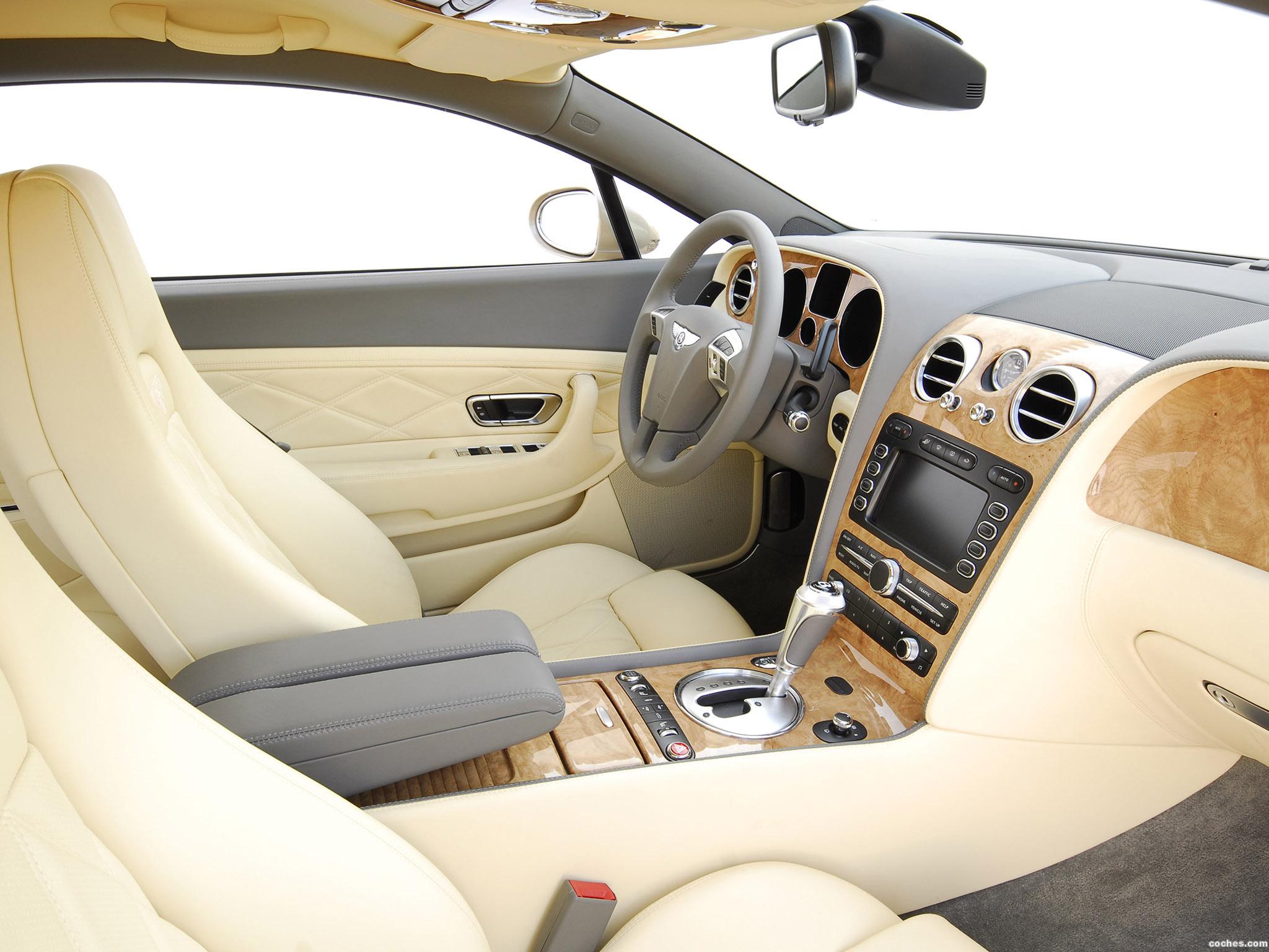 Foto 15 de Bentley Continental-GT Speed 2007