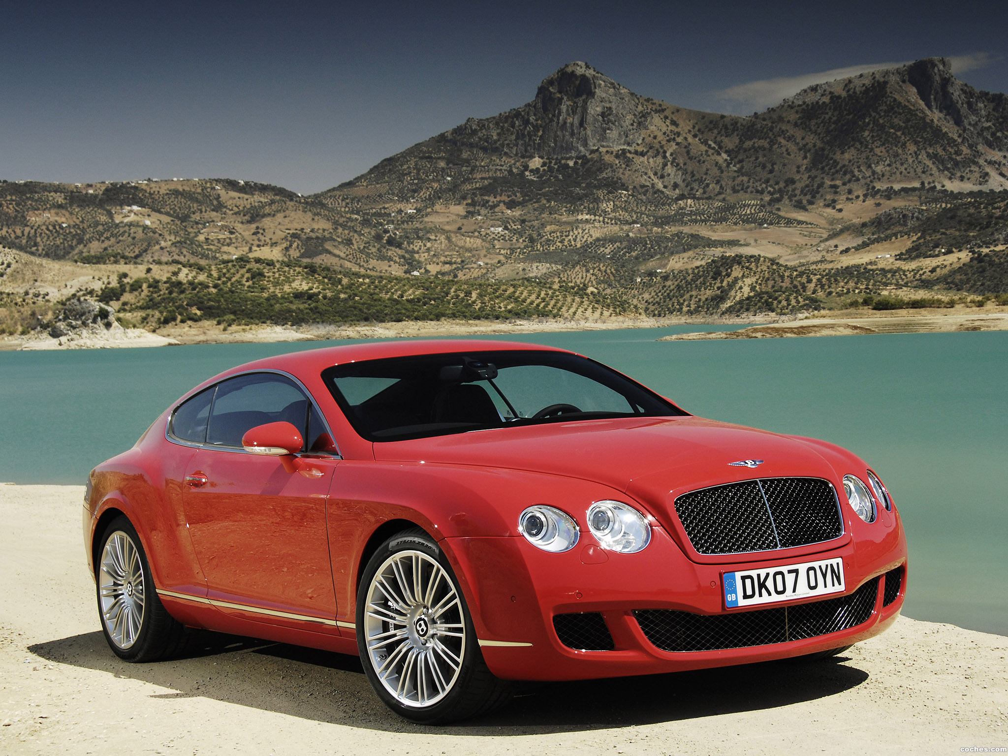 Foto 0 de Bentley Continental-GT Speed 2007