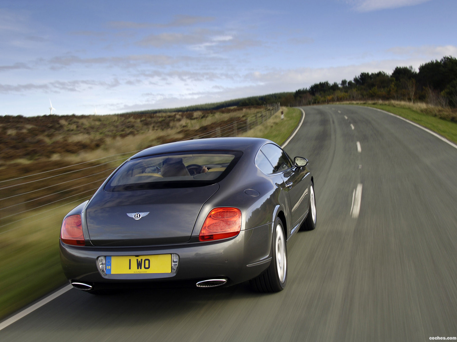 Foto 20 de Bentley Continental-GT Speed 2007