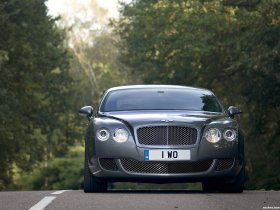 Ver foto 19 de Bentley Continental-GT Speed 2007