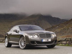 Ver foto 18 de Bentley Continental-GT Speed 2007