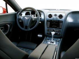 Ver foto 17 de Bentley Continental-GT Speed 2007