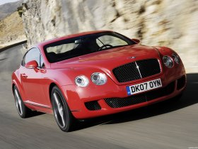 Ver foto 15 de Bentley Continental-GT Speed 2007