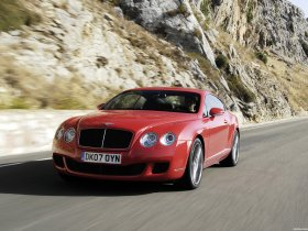 Ver foto 14 de Bentley Continental-GT Speed 2007