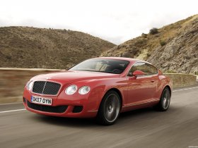 Ver foto 12 de Bentley Continental-GT Speed 2007