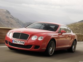 Ver foto 11 de Bentley Continental-GT Speed 2007