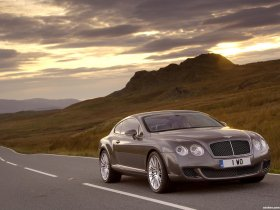 Ver foto 27 de Bentley Continental-GT Speed 2007