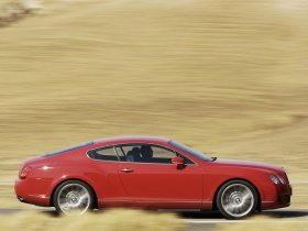 Ver foto 9 de Bentley Continental-GT Speed 2007