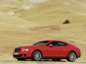 Ver foto 8 de Bentley Continental-GT Speed 2007