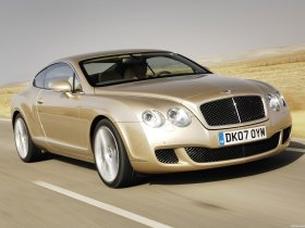 Ver foto 6 de Bentley Continental-GT Speed 2007