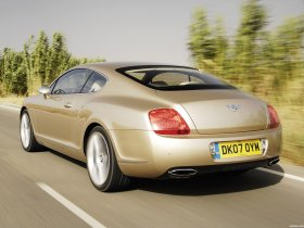 Ver foto 5 de Bentley Continental-GT Speed 2007