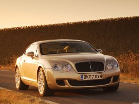 Ver foto 3 de Bentley Continental-GT Speed 2007