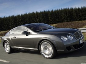 Ver foto 25 de Bentley Continental-GT Speed 2007