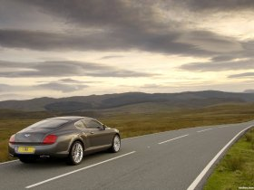 Ver foto 23 de Bentley Continental-GT Speed 2007