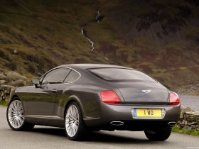Ver foto 22 de Bentley Continental-GT Speed 2007