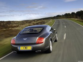 Ver foto 21 de Bentley Continental-GT Speed 2007