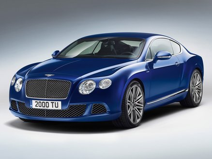 Bentley Continental V8 Gt