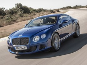 Ver foto 18 de Bentley Continental GT Speed 2012