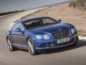 Ver foto 17 de Bentley Continental GT Speed 2012