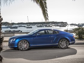 Ver foto 12 de Bentley Continental GT Speed 2012