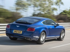 Ver foto 10 de Bentley Continental GT Speed 2012