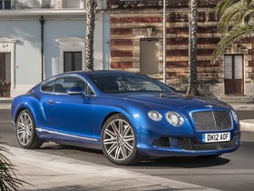 Ver foto 8 de Bentley Continental GT Speed 2012