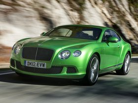 Ver foto 32 de Bentley Continental GT Speed 2012