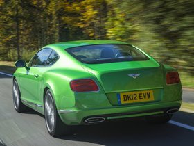 Ver foto 31 de Bentley Continental GT Speed 2012