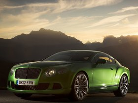 Ver foto 30 de Bentley Continental GT Speed 2012
