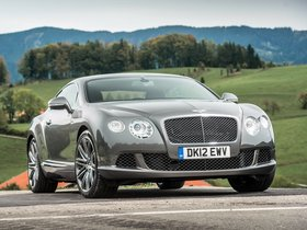Ver foto 28 de Bentley Continental GT Speed 2012