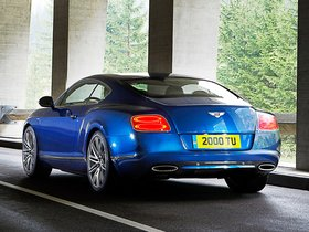 Ver foto 5 de Bentley Continental GT Speed 2012