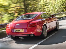 Ver foto 25 de Bentley Continental GT Speed 2012
