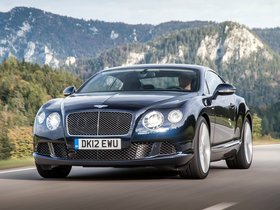 Ver foto 24 de Bentley Continental GT Speed 2012