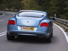 Ver foto 23 de Bentley Continental GT Speed 2012