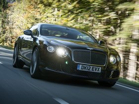Ver foto 21 de Bentley Continental GT Speed 2012