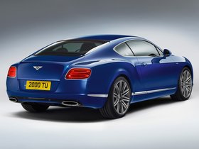 Ver foto 3 de Bentley Continental GT Speed 2012