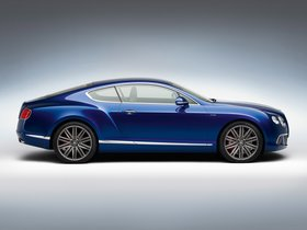 Ver foto 2 de Bentley Continental GT Speed 2012