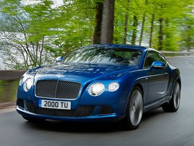 Ver foto 1 de Bentley Continental GT Speed 2012