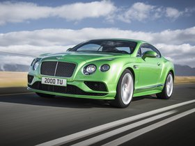 Ver foto 4 de Bentley Continental GT Speed 2015