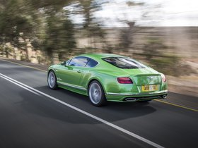 Ver foto 3 de Bentley Continental GT Speed 2015
