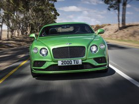 Ver foto 2 de Bentley Continental GT Speed 2015