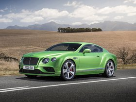 Fotos de Bentley Continental GT Speed 2015