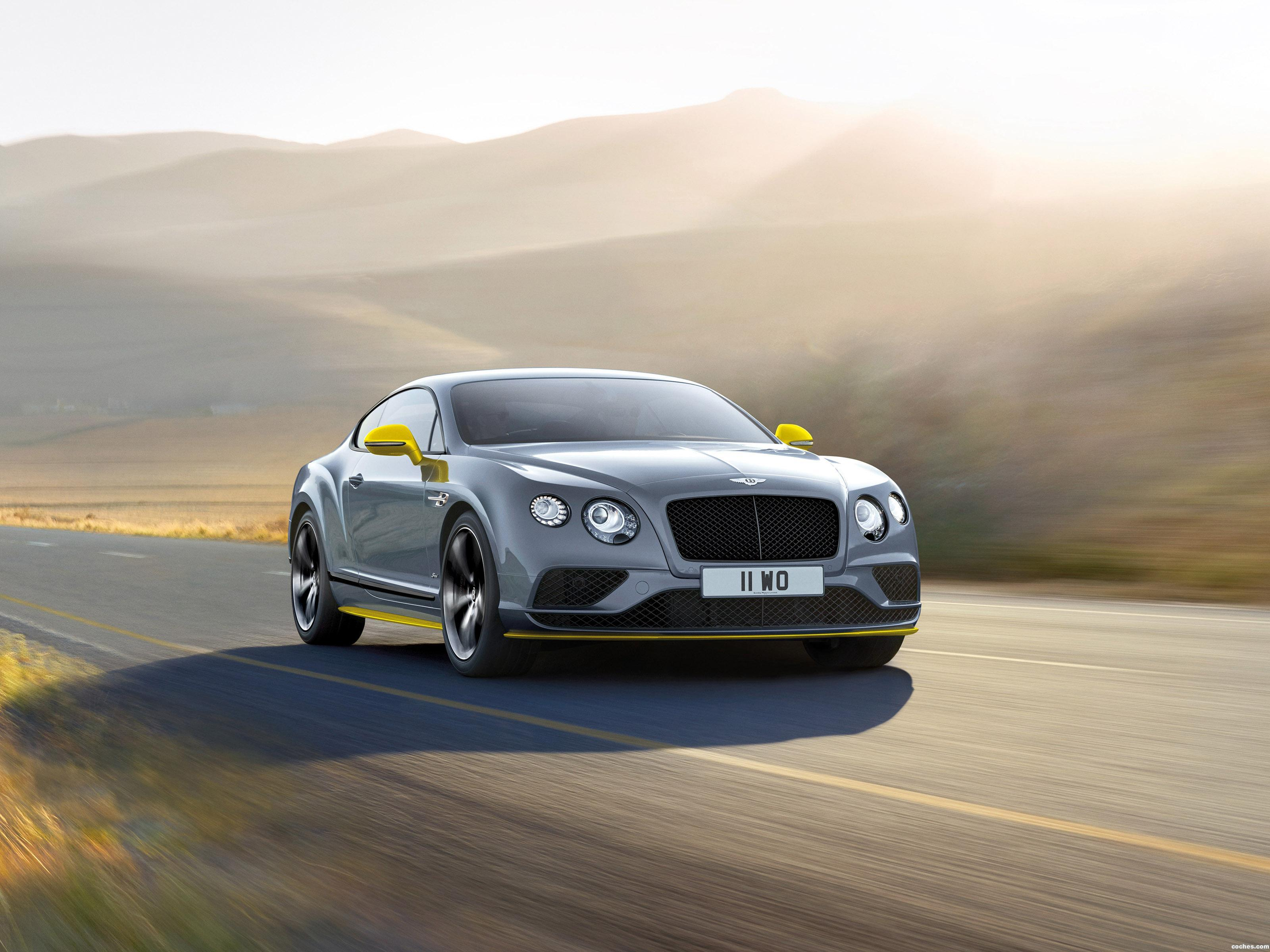 Foto 0 de Bentley Continental GT Speed Black Edition 2016