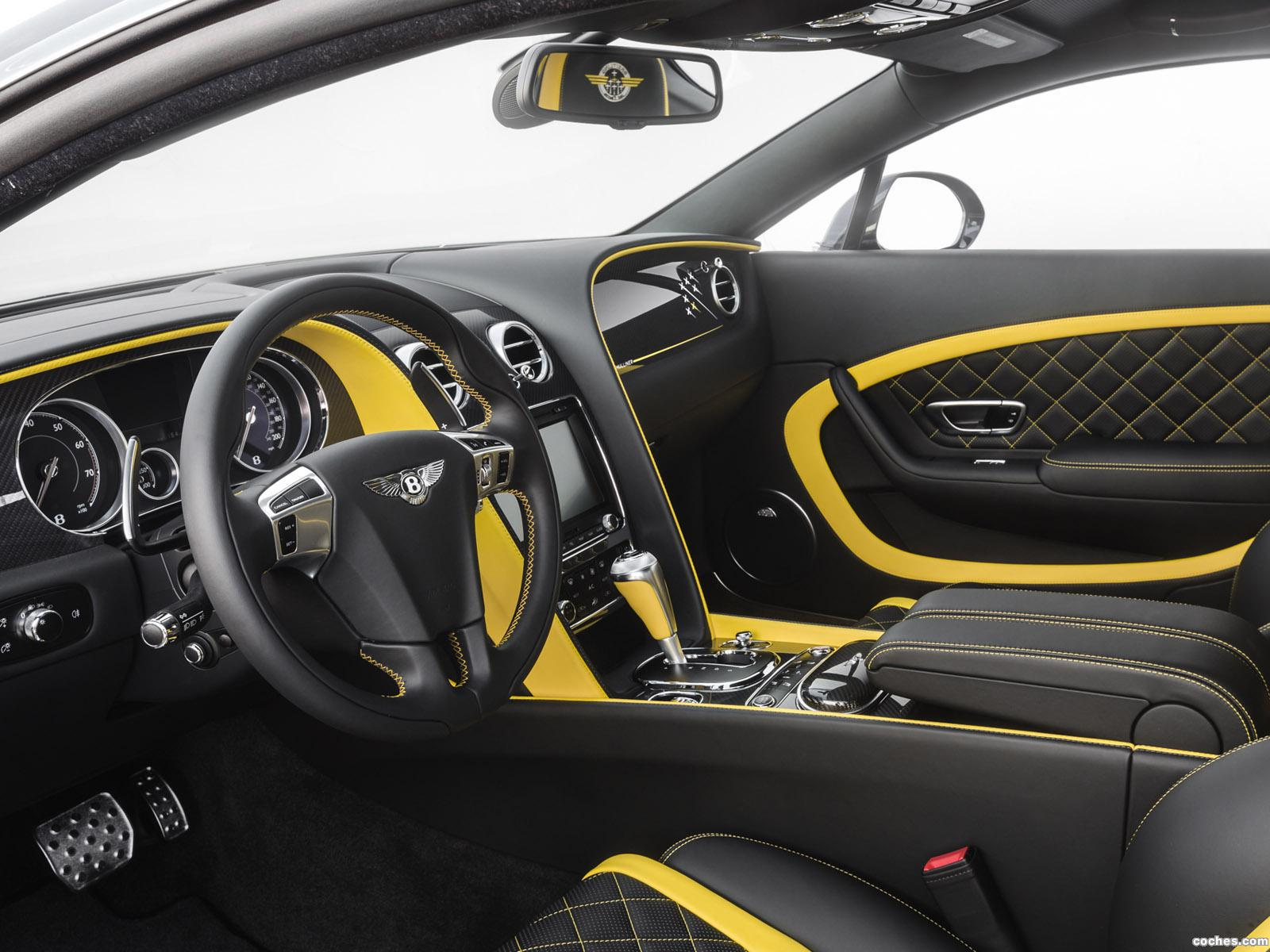 Foto 10 de Bentley Continental GT Speed Breitling Jet Team Series 2015