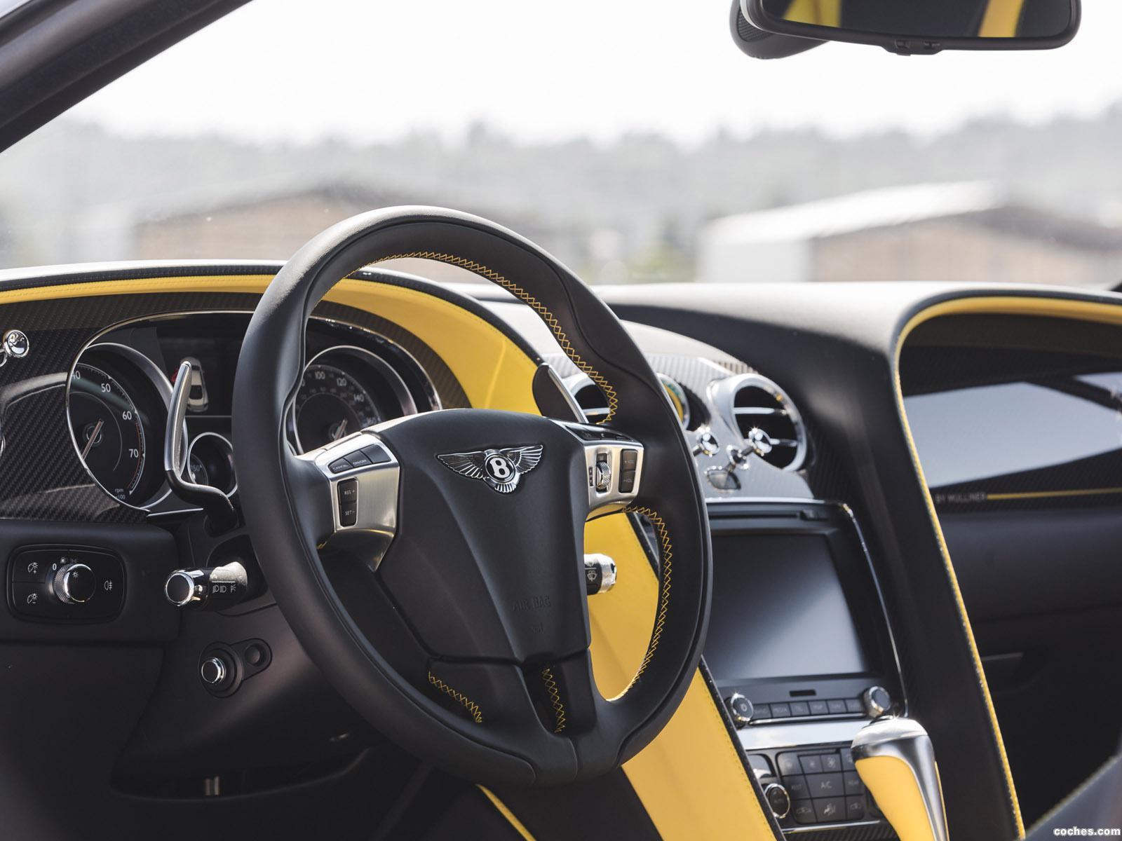 Foto 9 de Bentley Continental GT Speed Breitling Jet Team Series 2015