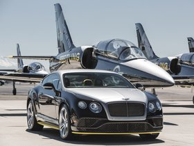 Fotos de Bentley Continental GT Speed Breitling Jet Team Series 2015